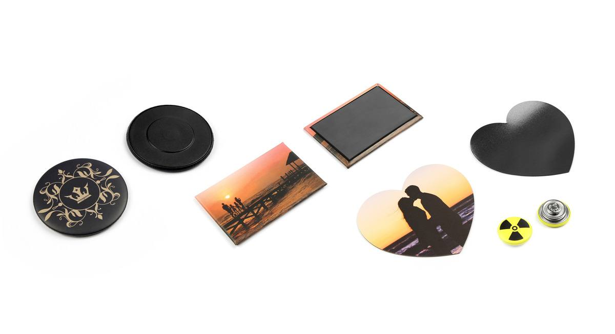 magnete bedrucken und online gestalten schnelle lieferung. Black Bedroom Furniture Sets. Home Design Ideas