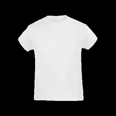 weißes T-Shirt Kinder bedrucken