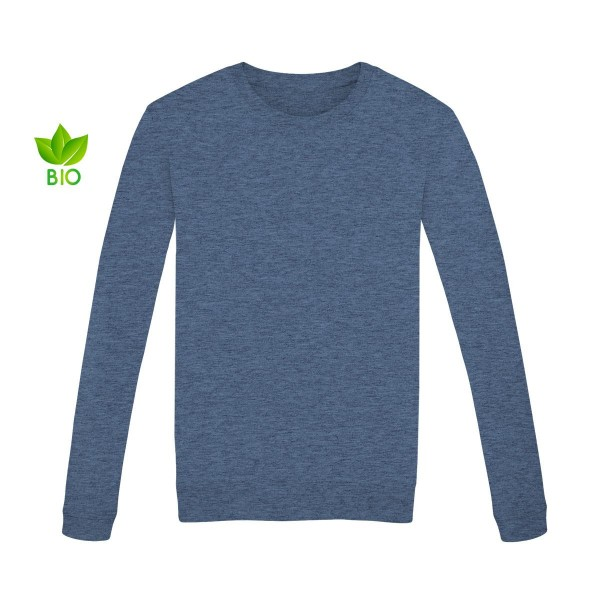 Unisex Rise dark heather blue
