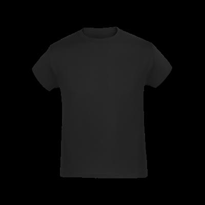 KIds T-Shirt schwarz bedrucken